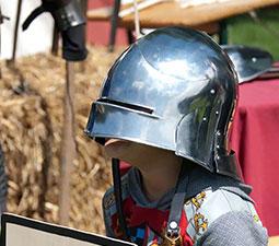 kinderfeestje-ridder