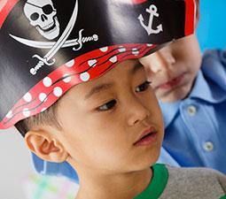 kinderfeestje-thuis-piraat