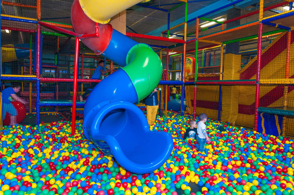 Kinderspeelparadijs de Ballebak