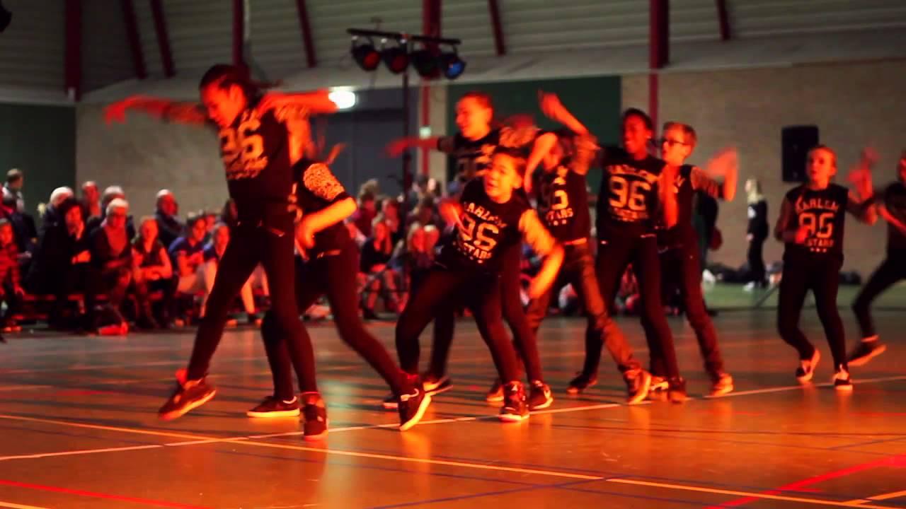 Dansen bij Urbanraw