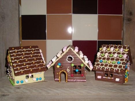 Chocolade kinderfeestje Almere