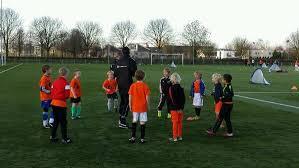 De voetbalschool Amersfoort