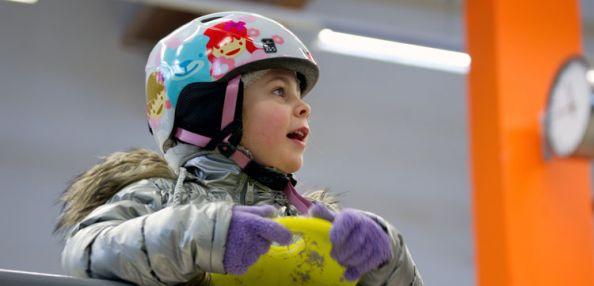 Skifeestje SnowSportCenterUtrecht