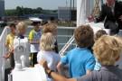 Kapteinsfeestje op de SS Rotterdam