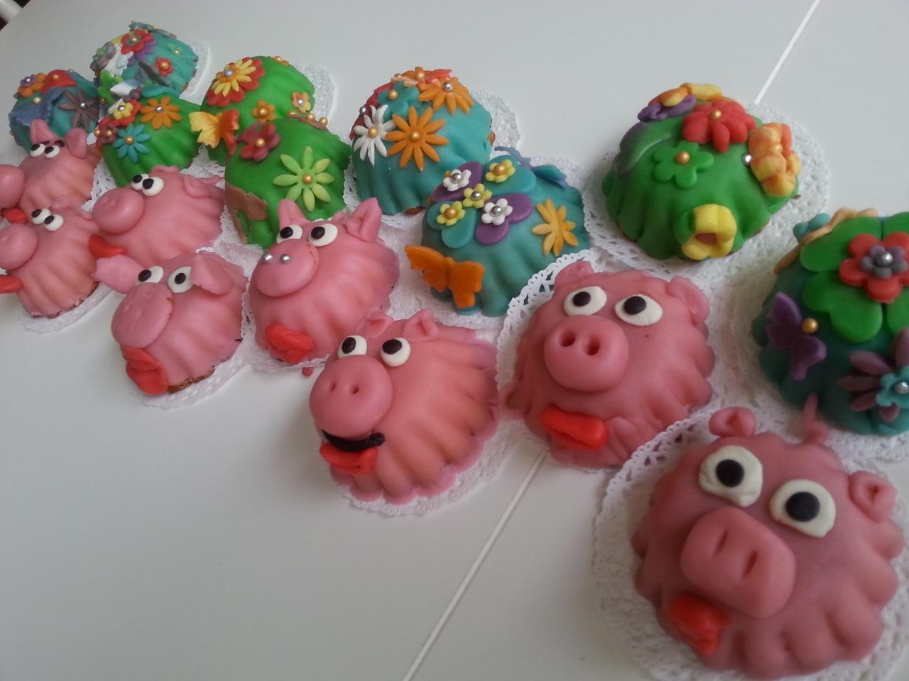 Taarten maken bij Arta la Tarta