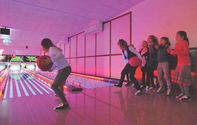Bowlingfeestje in Heiloo