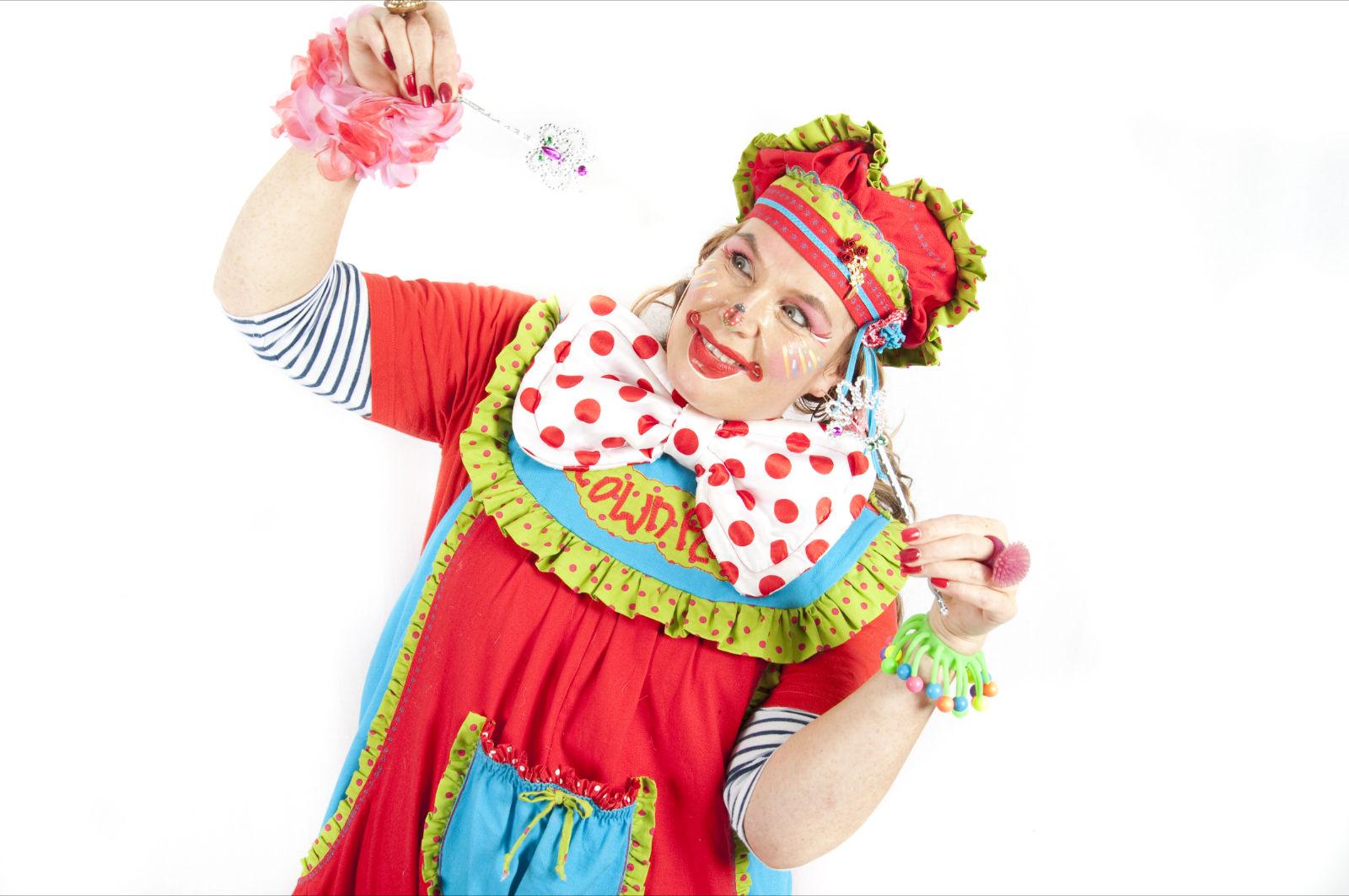 Clown Fleur Den Bosch