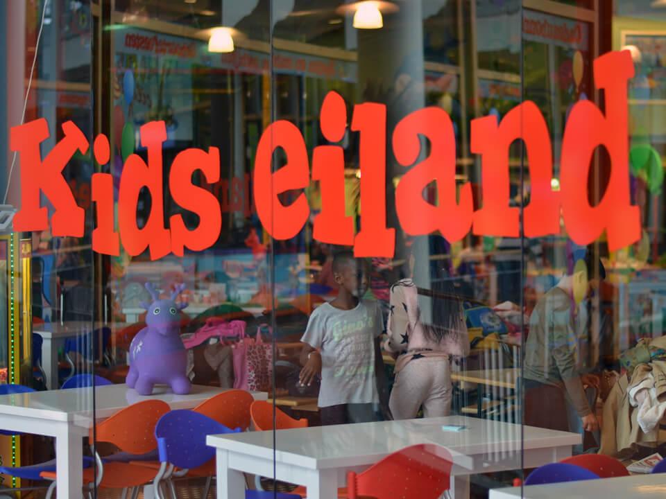 Kids Eiland Almere
