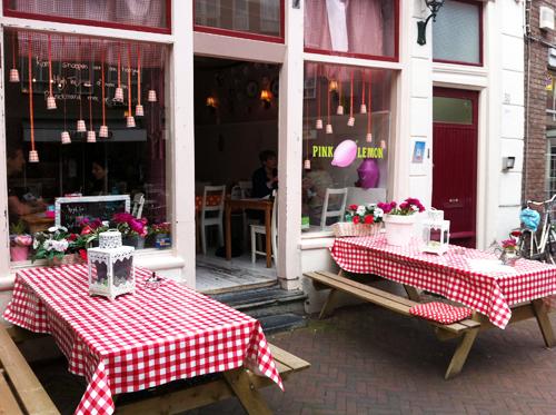 Pink Lemon Den Bosch