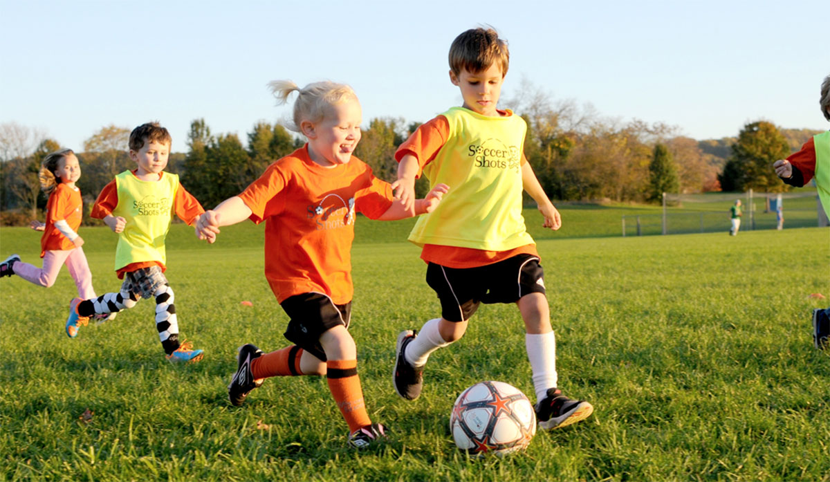 Voetbalfeestje bij Footy