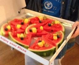 traktatie-watermeloen-pizza