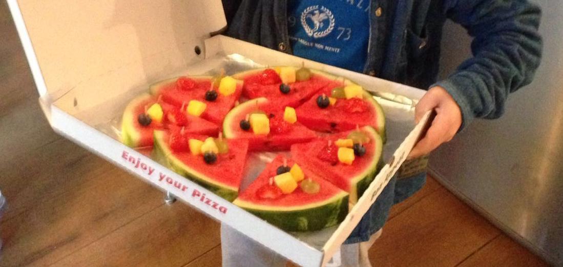 Iets Nieuws Watermeloen traktaties - Kidzy &LH16