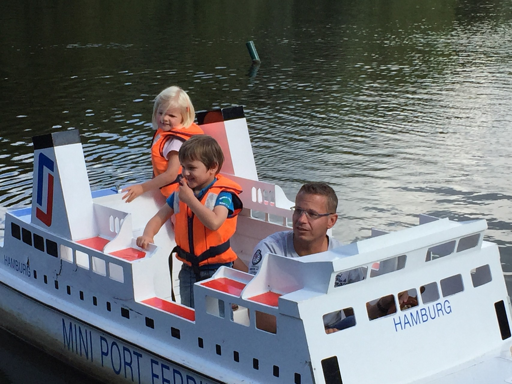 Varen bij Miniport World