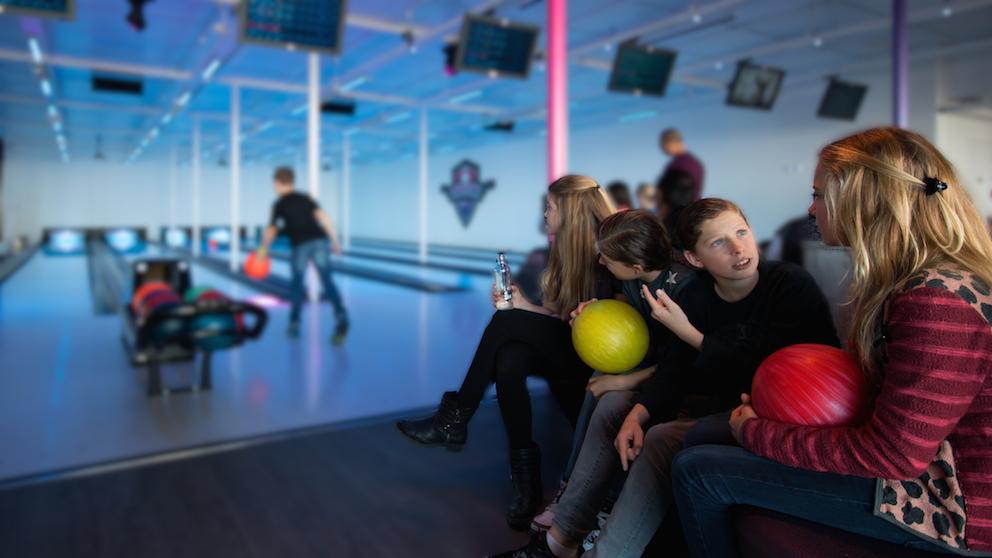 Led bowlen bij Powerzone Amsterdam